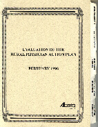 Cover of the RPAP Evaluation Report